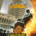 Pariah - Blaze Of Obscurity