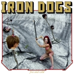 iron dogs - front cover-large