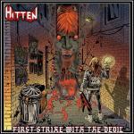 HITTEN cover