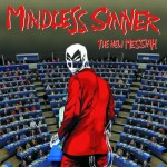 Cover MINDLESS SINNER_The New Messiah