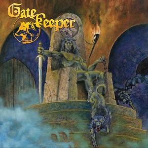 ETERNAL CHAMPION / GATEKEEPER - Retaliator / Vigilance split EP