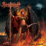 Scarblade - The Cosmic Wrath CD