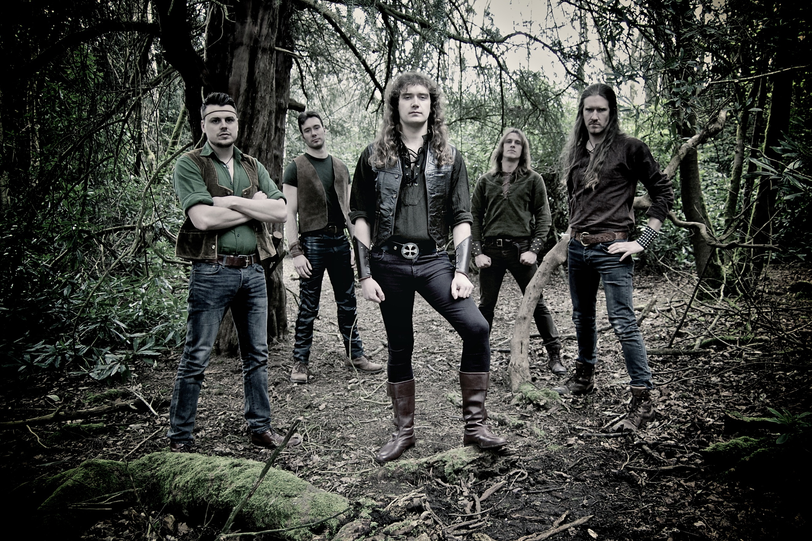 Dark Forest Into The Other World Metal Squadron